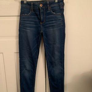 American Eagle denim jeans